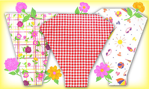 Summer Flower Sleeve Collection