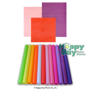 Solid Fiber Wrap Sheets-3 Sizes-27 Colors