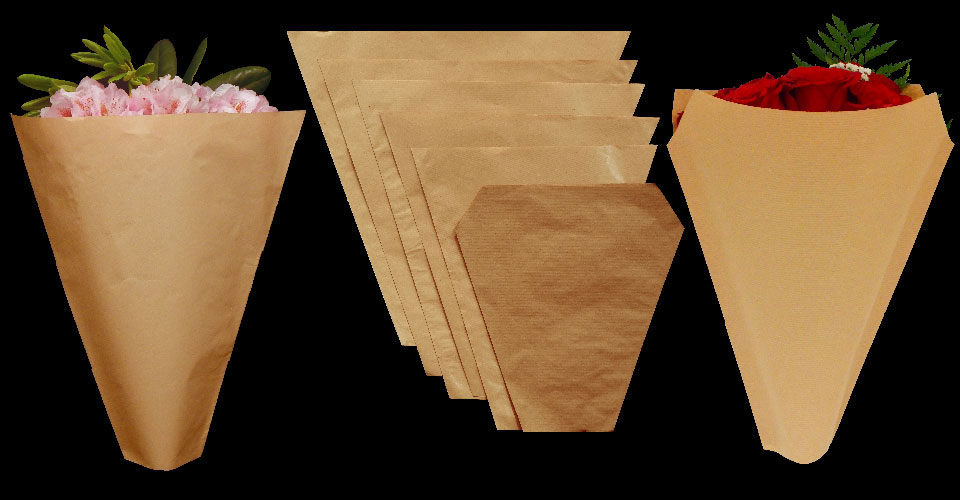 Kraft Sleeves, Biodegradable & Recyclable