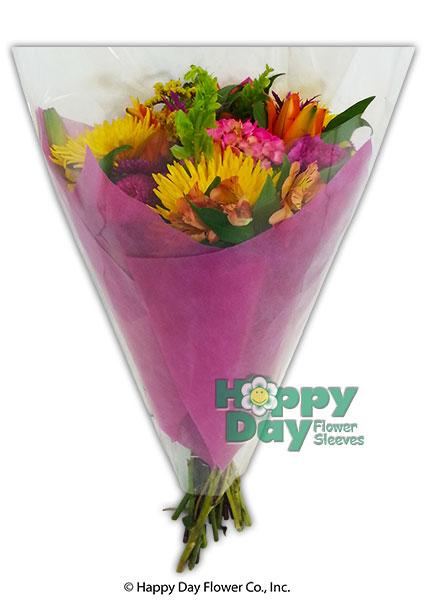 Plastic sheets flowersleeves flower sleeves wraps rolls plastic sheets mightylinksfo